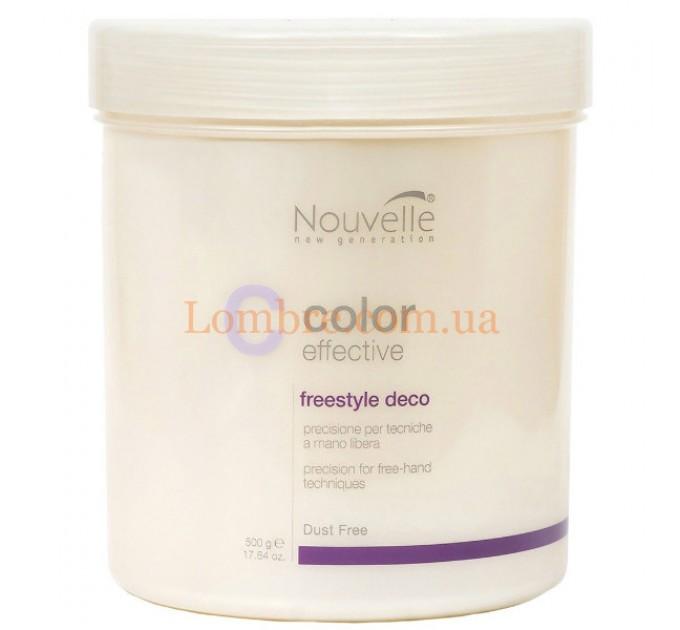 Nouvelle Freestyle Deco - Осветляющее средство для волос