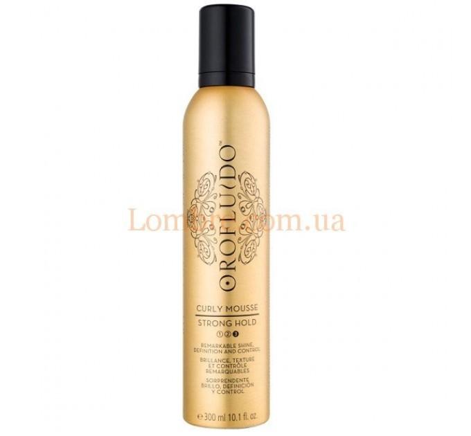 Orofluido Curly Mousse - Мусс для волос