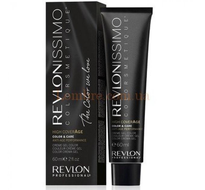 Revlon Revlonissimo NMT High Coverage - Краска для закрашивания седины