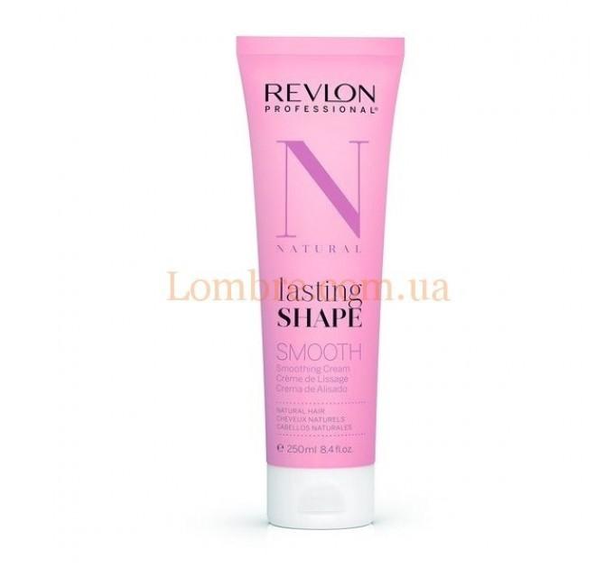Revlon Lasting Shape Smoothing Cream Natural Hair - Крем для нормальных волос