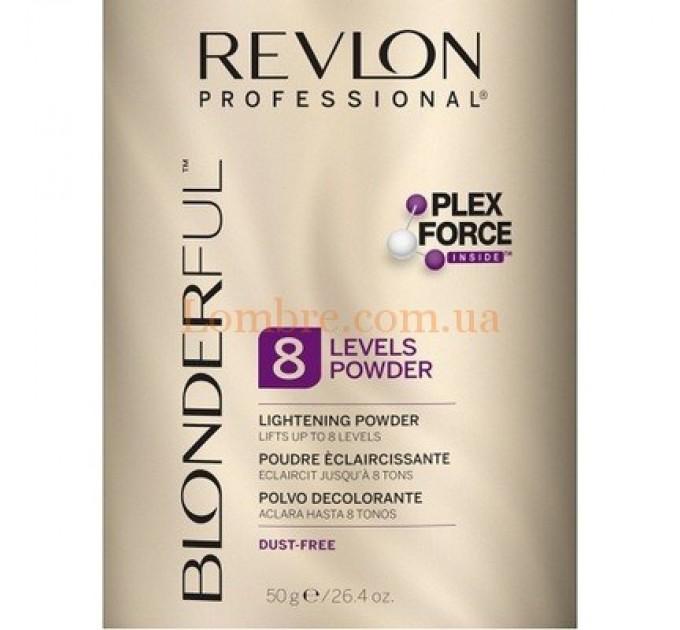 Revlon Blonderful 8-Levels Powder - Пудра для осветления волос до 8 тонов