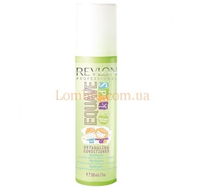 Revlon Equave Kids Daily Leave-In Conditioner - Двухфазный кондиционер для детских волос