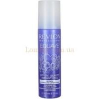 Revlon Equave Blonde Detangling Conditioner - Двухфазный кондиционер для блондированных волос