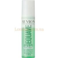 Revlon Equave Volumizing Detangling Conditioner - Двухфазный кондиционер для тонкого волоса