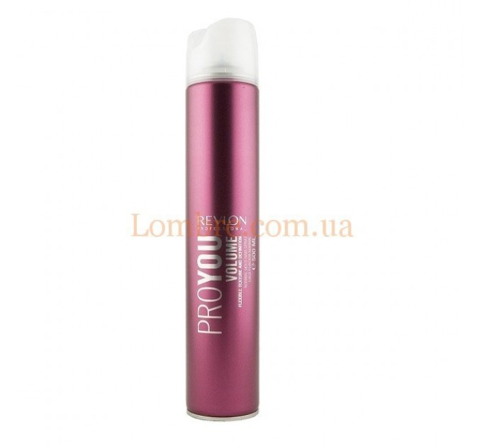 Revlon Pro You Styling Hairspray Volume - Лак для объема волос средней фиксации