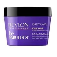 Revlon Be Fabulous Fine Hair Mask - Маска для тонких волос