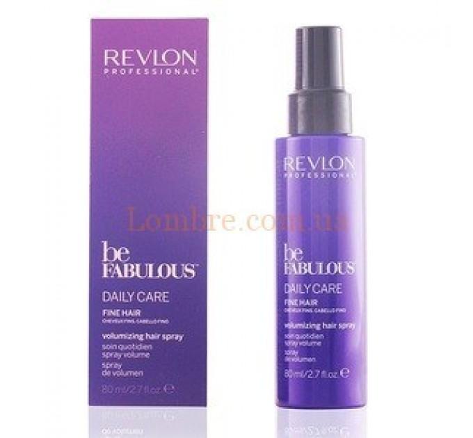 Revlon Be Fabulous Volumizing Hair Spray - Спрей для объема
