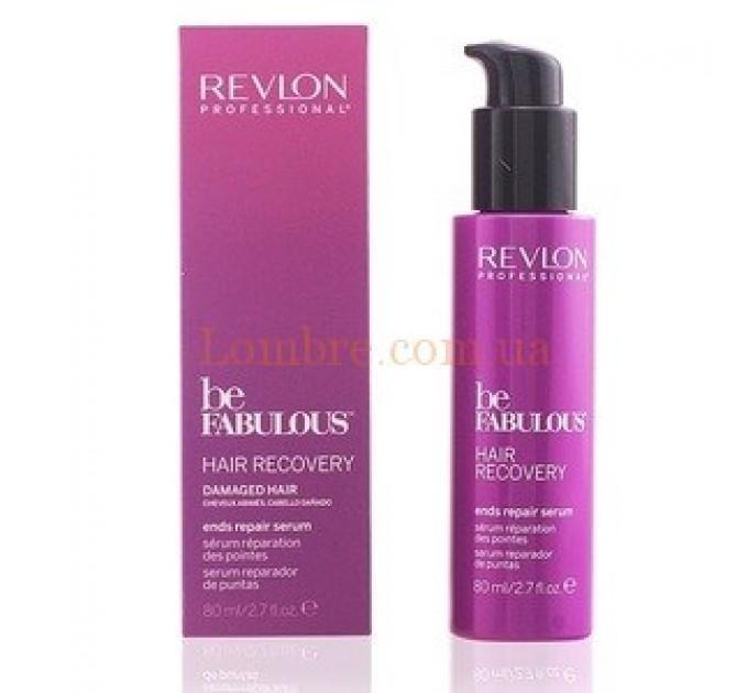 Revlon Be Fabulous Ends Repair Serum - Сыворотка для кончиков восстанавливающая
