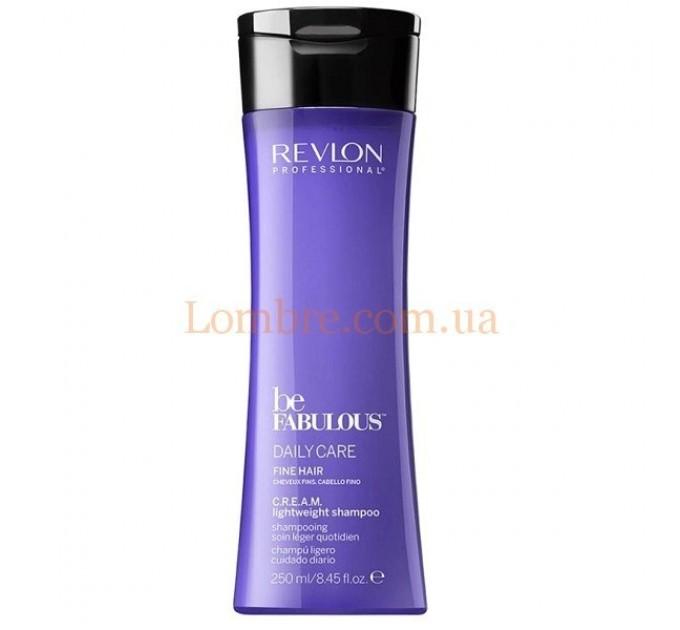 Revlon Be Fabulous Fine Hair Shampoo - Шампунь для тонких волос