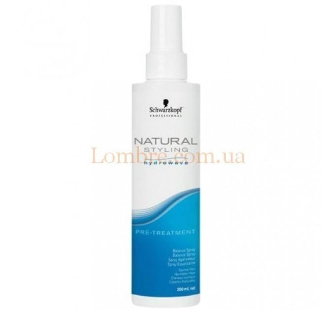 Schwarzkopf Pre Treatment Protect & Repair - Спрей для ухода за волосами перед химической завивкой