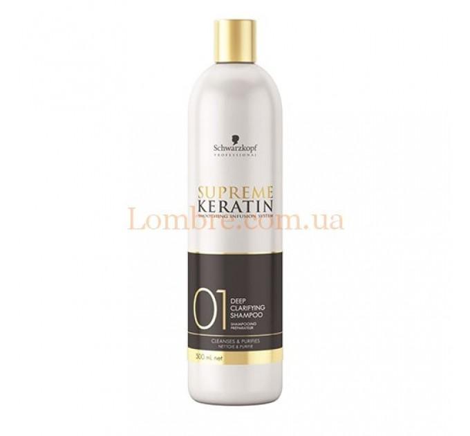 Schwarzkopf Clarifying Shampoo - Шампунь глубокой очистки