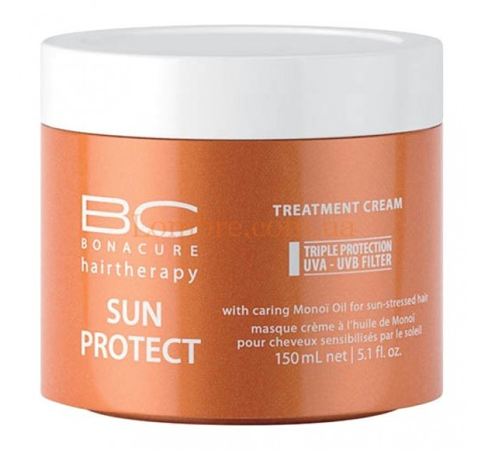 Schwarzkopf BC Sun Protect Treatment - Маска после пребывания на солнце