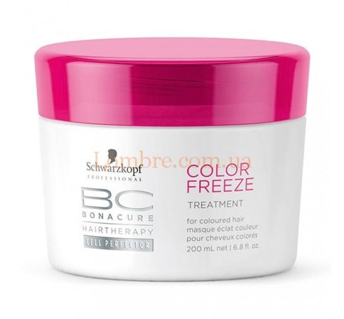 Schwarzkopf BC CF Treatment - Маска для окрашенных волос