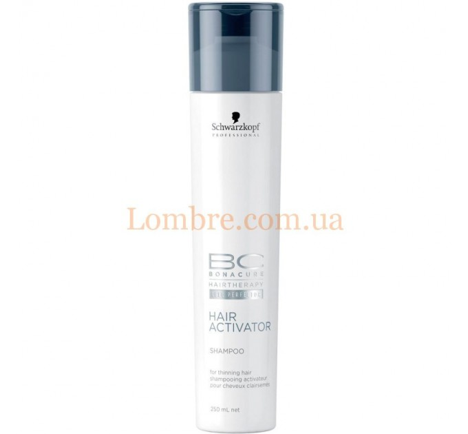 Schwarzkopf BC Hair Activator Shampoo - Шампунь активирующий рост волос