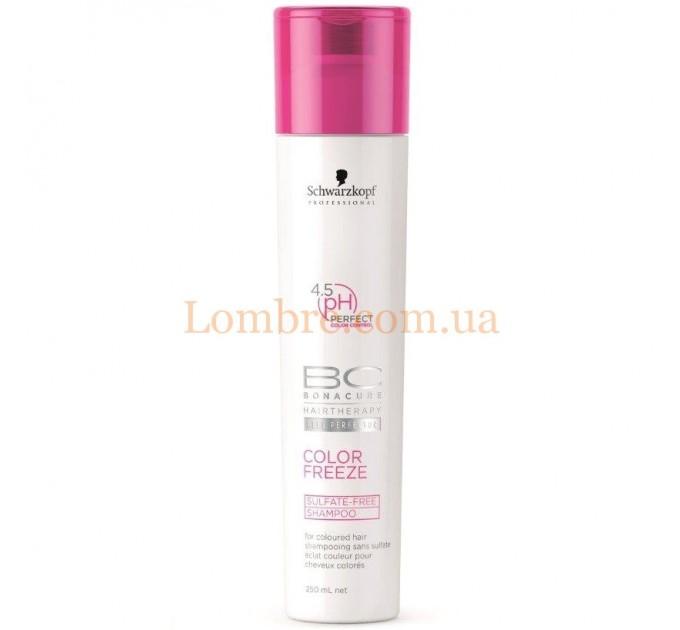 Schwarzkopf BC CF Sulfate-Free Shampoo - Шампунь для окрашенных волос без сульфатов
