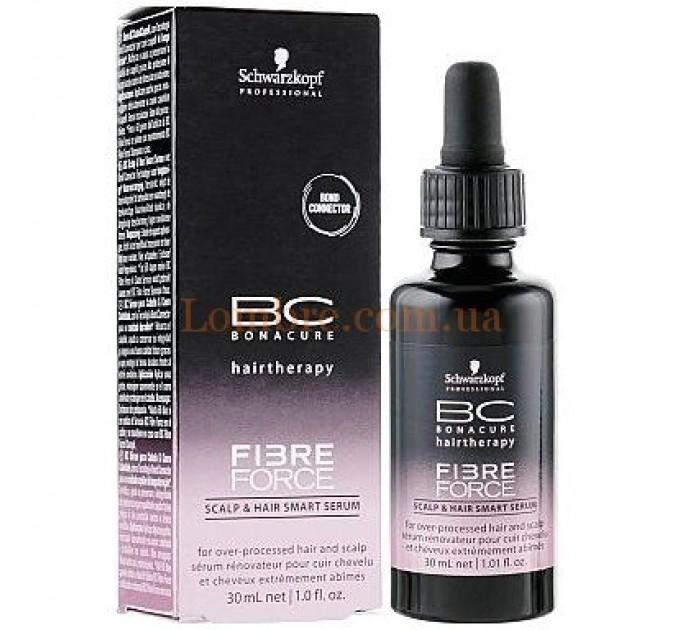 Schwarzkopf BC FF Scalp & Hair Smart Serum - Укрепляющая сыворотка для кожи головы и волос
