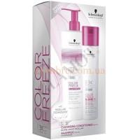 Schwarzkopf BC CF Micellare Cleansing Conditioner - Набор ко-вошинг для окрашенных волос