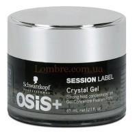 Schwarzkopf Osis Crystal Gel - Гель сильной фиксации