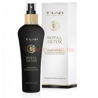 T-LAB Professional Royal Detox Leave-In Spray - Спрей для идеальной гладкости