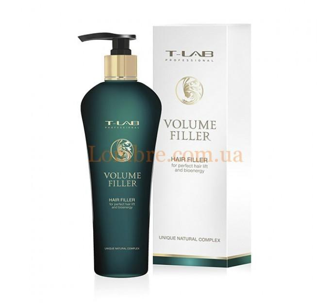 T-LAB Professional Volume Filler Hair Filler - Наполнитель для объема тонких волос