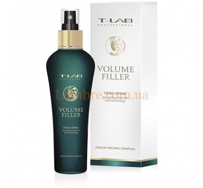 T-LAB Professional Volume Filler Tonic Spray - Спрей-тоник для объема тонких волос