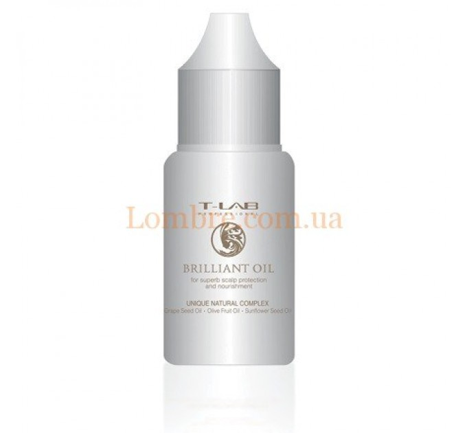 T-LAB Professional Brilliant Oil - Масло защитное для кожи головы