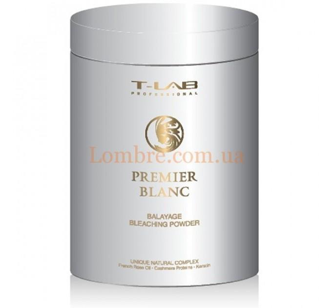 T-LAB Professional Premier Blanc Balayage Bleaching Powder - Пудра для осветления волос