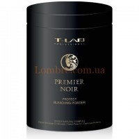 T-LAB Professional Premier Noir Protect Bleaching Powder - Пудра для защиты и осветления волос до 8 уровней