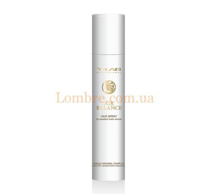 T-LAB Professional Air Balance Hair Spray - Антистатик для волос
