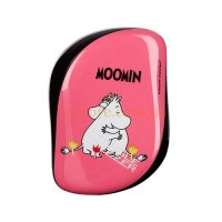 Tangle Teezer Compact Styler Moomin Pink - Расческа
