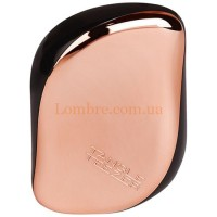Tangle Teezer Compact Styler Rose Gold Black - Расческа