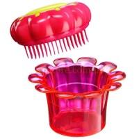 Tangle Teezer Magic Flowerpot Princess Pink - Расческа детская
