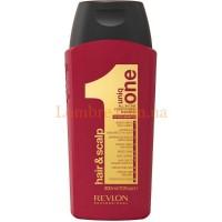 Uniq One All In One Conditioning Shampoo - Шампунь-бальзам очищающий