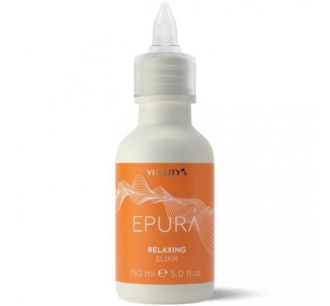 Эликсир для снятия раздражения Vitality`s Epurá Relaxing Elixir