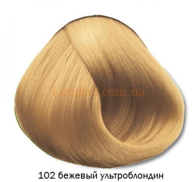 Стойкая крем-краска Vitalitys Crema Color  100мл