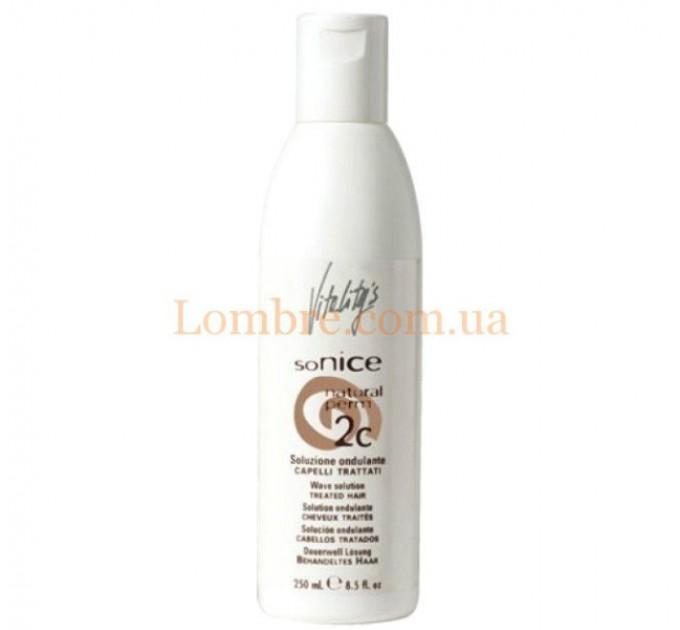 Vitalitys SoNice 2C - Перманент с протеинами шёлка для окрашенных волос
