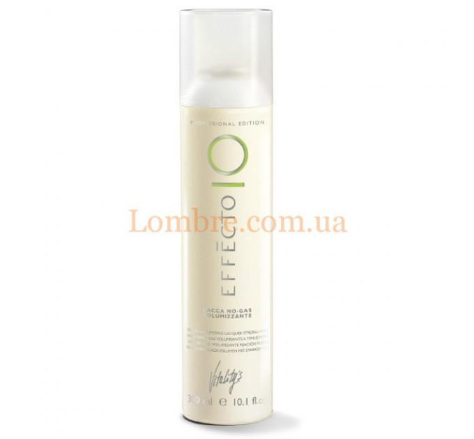 Vitality's Effecto Lacca No Gas Volumizzante - Профессиональный лак для волос без газа