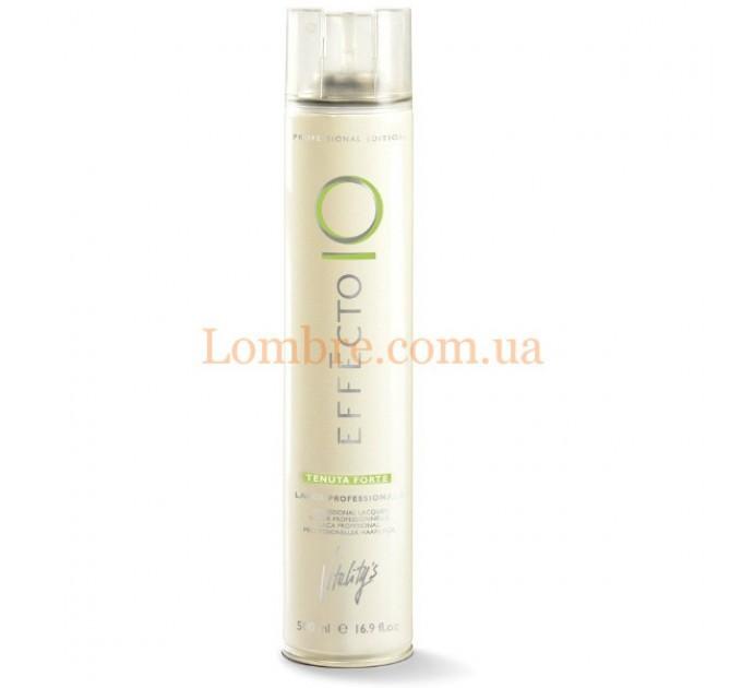 Vitality's Effecto Lacca Professionale Tenuta Forte - Профессиональный лак для волос сильной фиксации