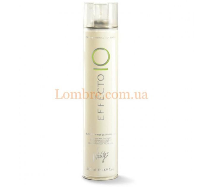 Vitality's Effecto Lacce Professionale - Профессиональный лак для волос