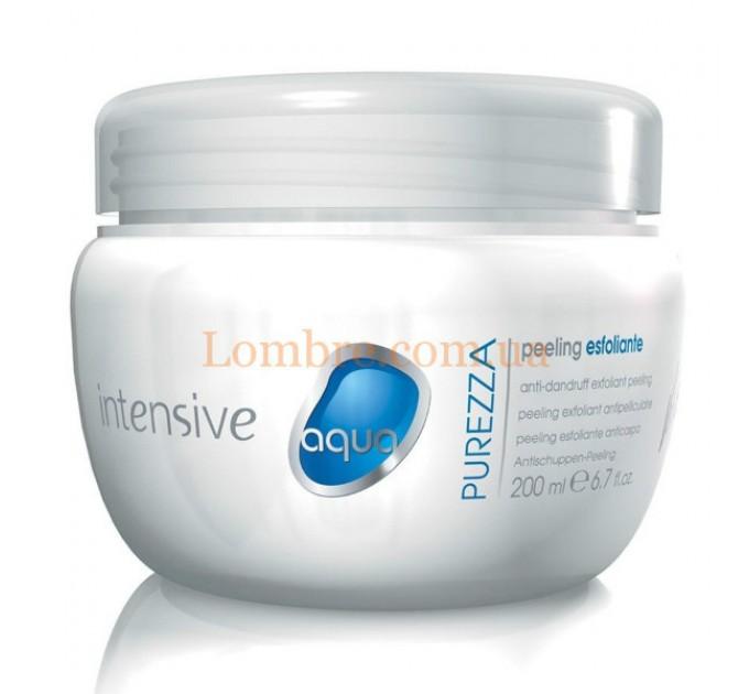 Vitality's Intensive Aqua Anti-Dandruff Exfoliant Peeling - Маска-пилинг против перхоти