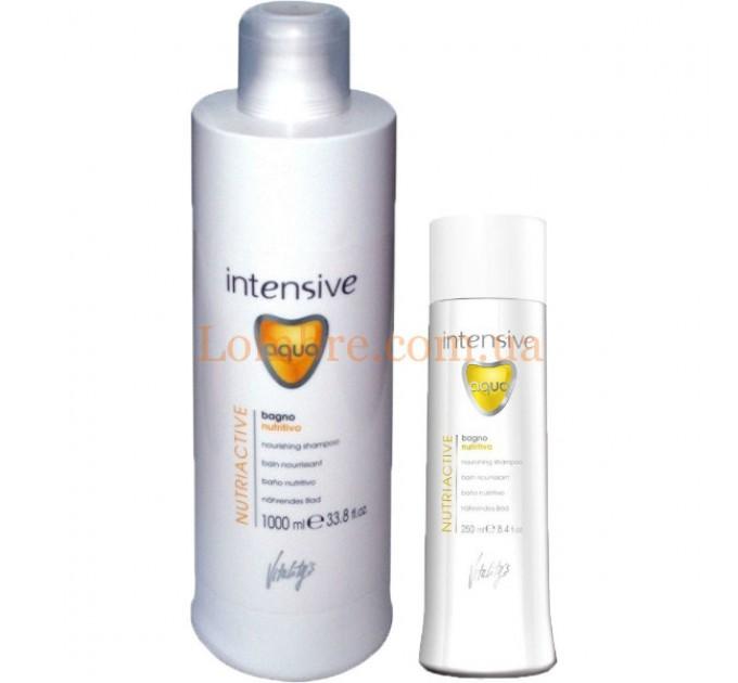 Vitality's Intensive Aqua Nourishing Shampoo - Питательный шампунь для сухих волос