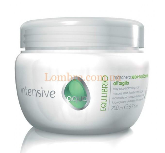 Vitality's Intensive Aqua Sebo-Balancing Mask - Маска на основе белой глины