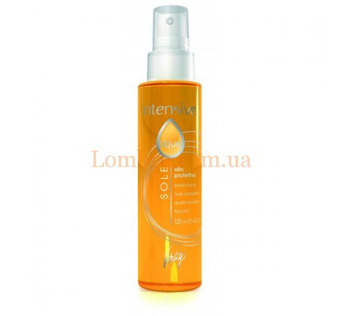 Vitality's Intensive Aqua Sole After Sun Oil - Солнцезащитное масло