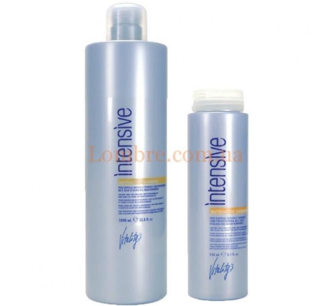 Vitality's Intensive Nutriactive Shampoo - Питательный шампунь для сухих и поврежденных волос