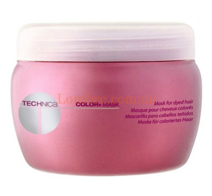Маска для окрашенных волос Vitalitys Technica Color Mask  200мл