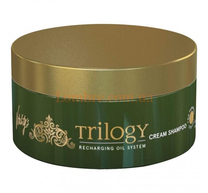 Vitality's Trilogy Cream Shampoo - Шампунь для волос