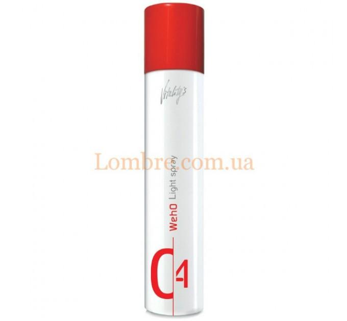 Vitality's We-Ho Light Spray - Спрей для придания мгновенного блеска волосам